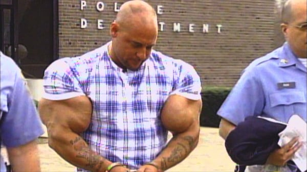 Raoul Mout found Did steroids send him mad Gym drug