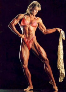 picture of IFBB Pro Cory Everson