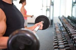 Working out past the point of failure is the best way to build muscles