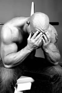 Depression and addiction are common psychological side effects of steroid use.
