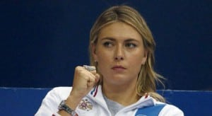 Maria Sharipova doping scandal