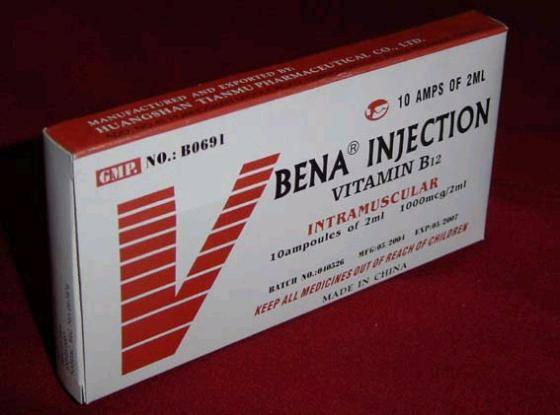 The Many Benefits of Vitamin B12 Injections   Steroidology