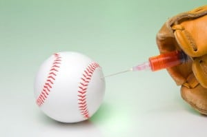 picture of baseball steroids