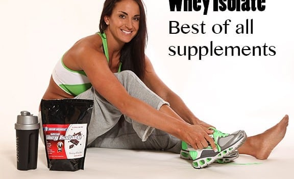 Whey Isolate – Best of all supplements